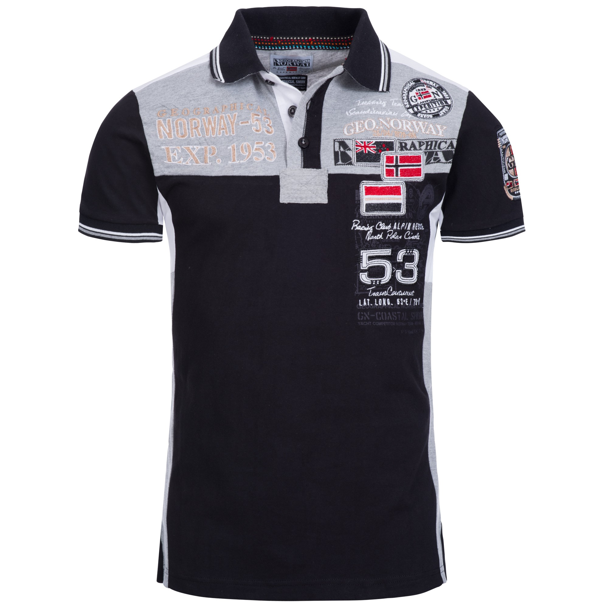 geographical norway keeper poloshirt polo shirt t shirt hemd s xxxl ebay. Black Bedroom Furniture Sets. Home Design Ideas