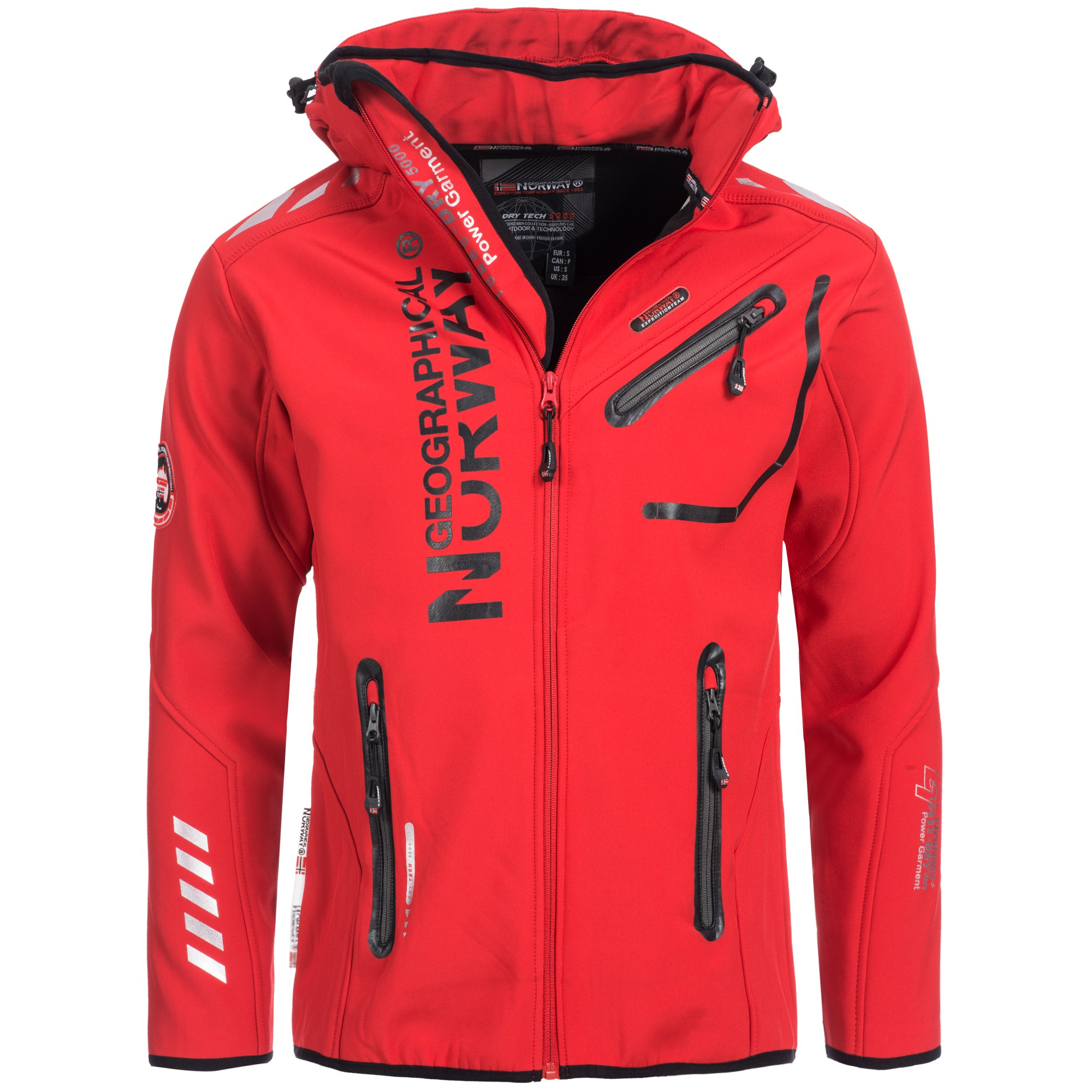 geographical norway rainman herren softshell jacke softshelljacke s xxl ebay. Black Bedroom Furniture Sets. Home Design Ideas