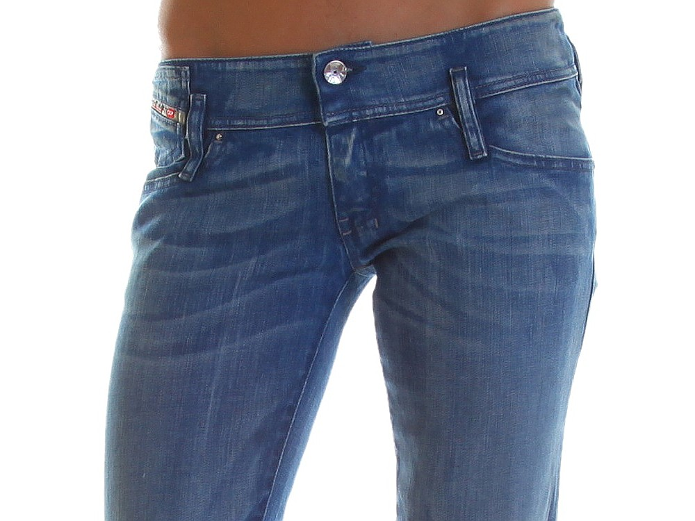 diesel damen jeans hose matic 8n4 skinny slim ebay. Black Bedroom Furniture Sets. Home Design Ideas