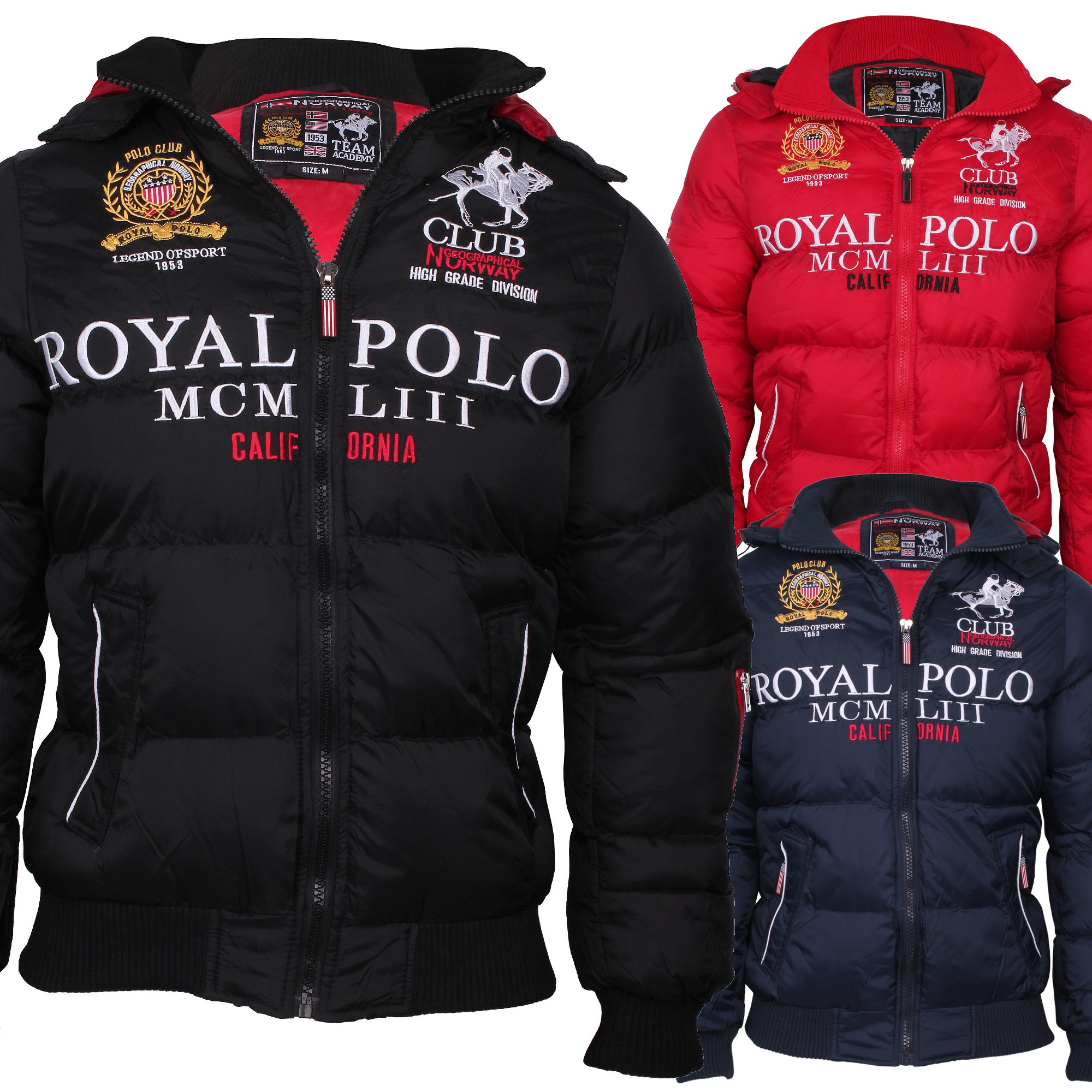 geographical norway alabama herren winterjacke jacke parka steppjacke. Black Bedroom Furniture Sets. Home Design Ideas