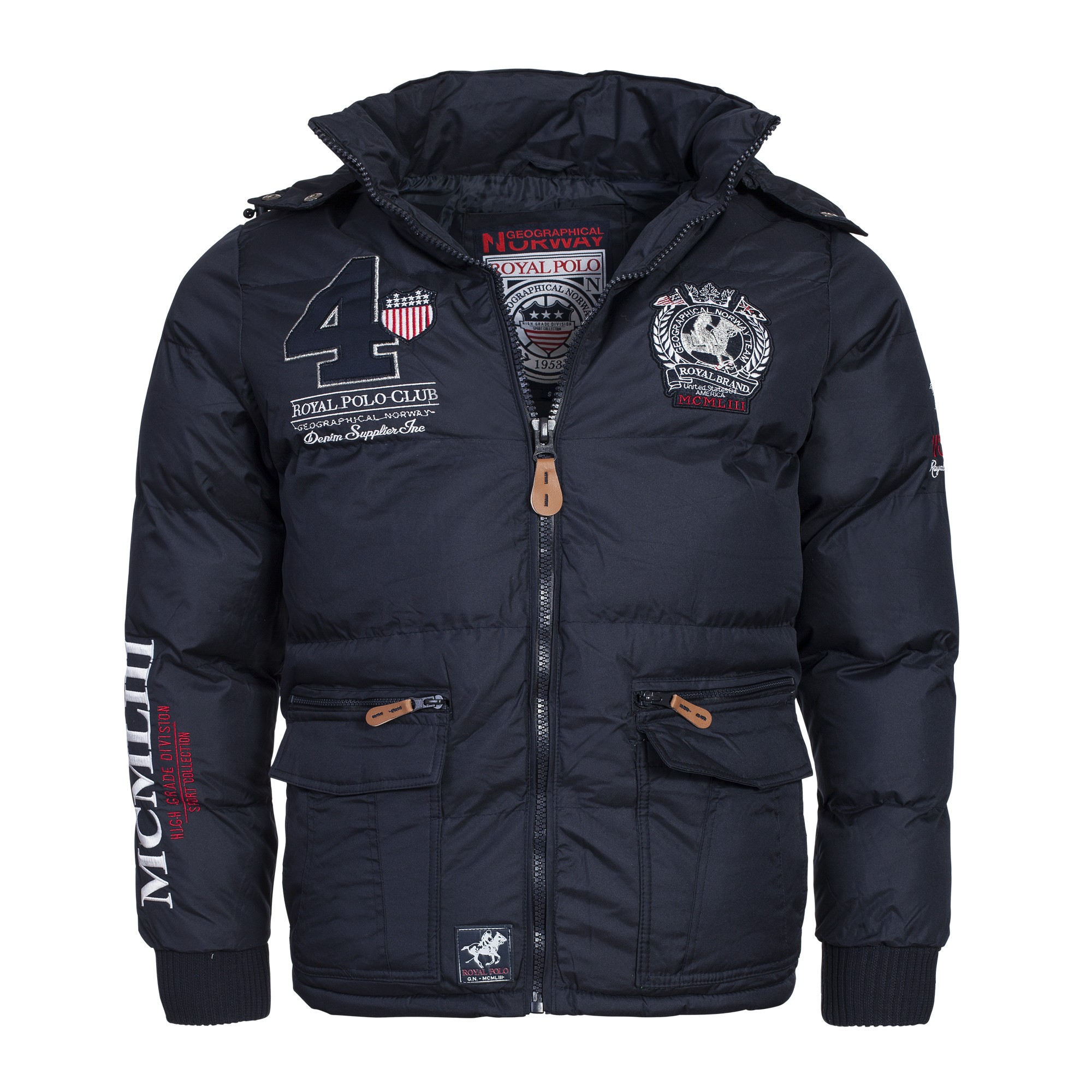 geographical norway cincinatti herren winterjacke jacke. Black Bedroom Furniture Sets. Home Design Ideas