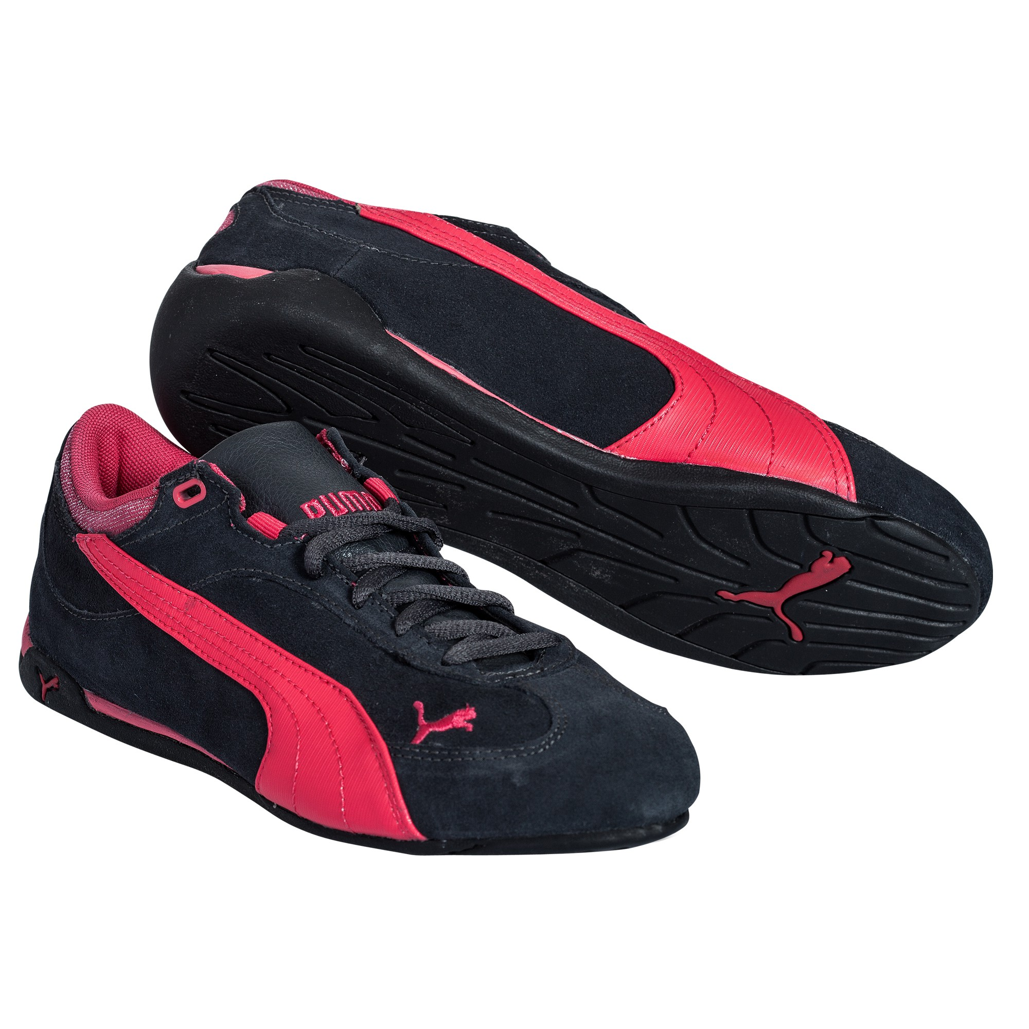 puma speed cat damen wildleder
