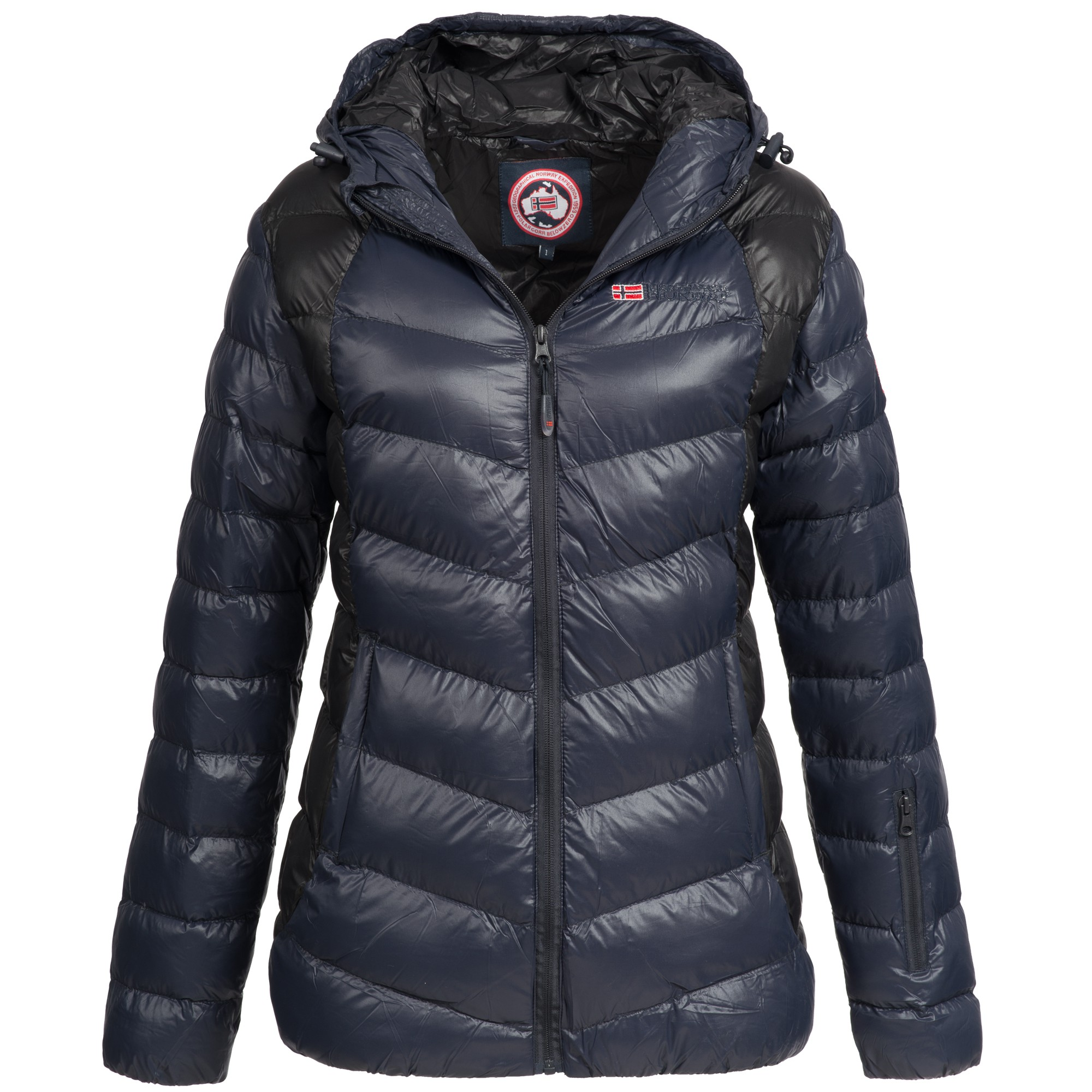 geographical norway anais damen mantel winterjacke jacke steppjacke gr s xxl ebay. Black Bedroom Furniture Sets. Home Design Ideas