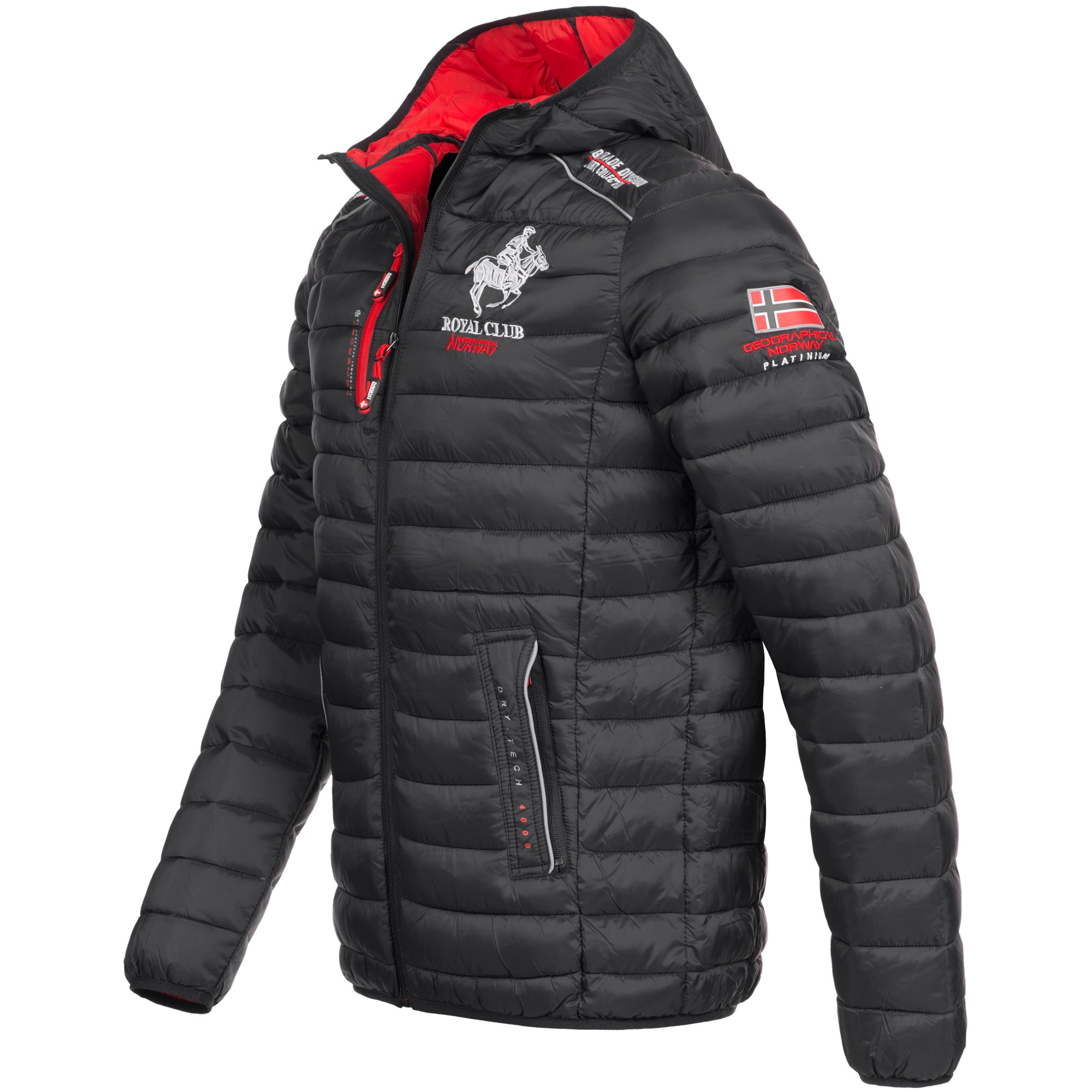 geographical norway bryan herren winterjacke jacke steppjacke mit tasche gr s xxxl 4farben. Black Bedroom Furniture Sets. Home Design Ideas