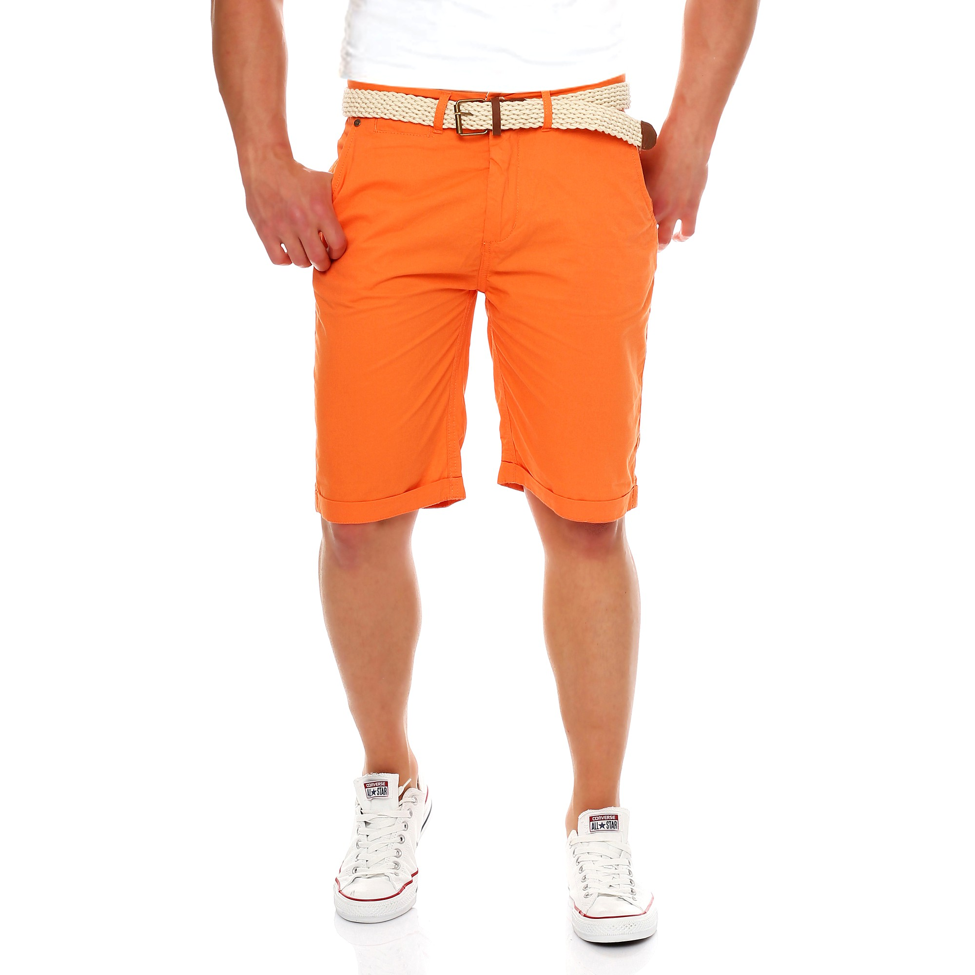 Geographical-Norway-PIPERNO-Chino-Short-kurze-Hose-Bermuda-S-XXXL