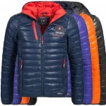 Geographical Norway BARDA Herren Winterjacke Jacke Outdoor Steppjacke Gr. S-XXL 4-Farben
