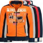 Geographical Norway FEMPORIO Strickjacke Sweatjacke Jacke Pullover Hoodie Gr. S-XXXL