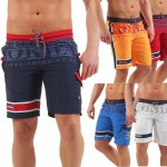 Geographical Norway QUORDERO Badehose Badeshort Short Gr. S-XXXL 6Farben