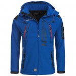 Geographical Norway Softshelljacke Herren/Damen Regenjacke Softshell Jacke Outdoor TACO/TISLANDE 002