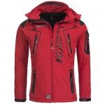 Geographical Norway Softshelljacke Herren/Damen Regenjacke Softshell Jacke Outdoor TACO/TISLANDE 004