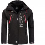Geographical Norway Softshelljacke Herren/Damen Regenjacke Softshell Jacke Outdoor TACO/TISLANDE