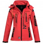 Geographical Norway Softshelljacke Herren/Damen Regenjacke Softshell Jacke Outdoor TACO/TISLANDE 011