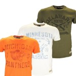 Jack & Jones T-Shirt Shirt Vintage Hunting Tee S-XL