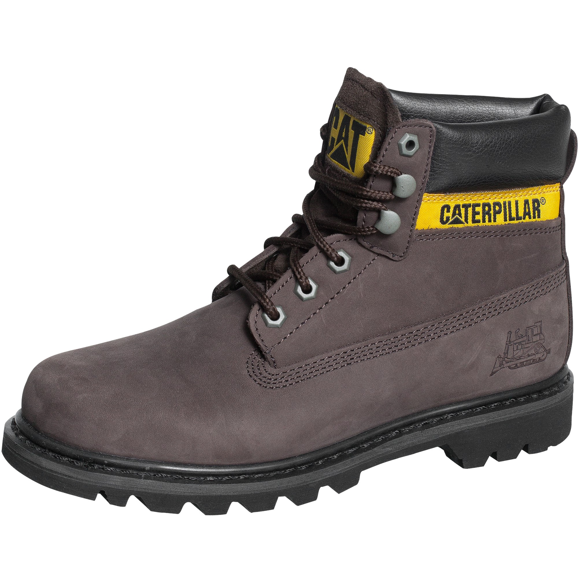 caterpillar cat colorado boots stiefel schuhe leder stickshift ebay. Black Bedroom Furniture Sets. Home Design Ideas