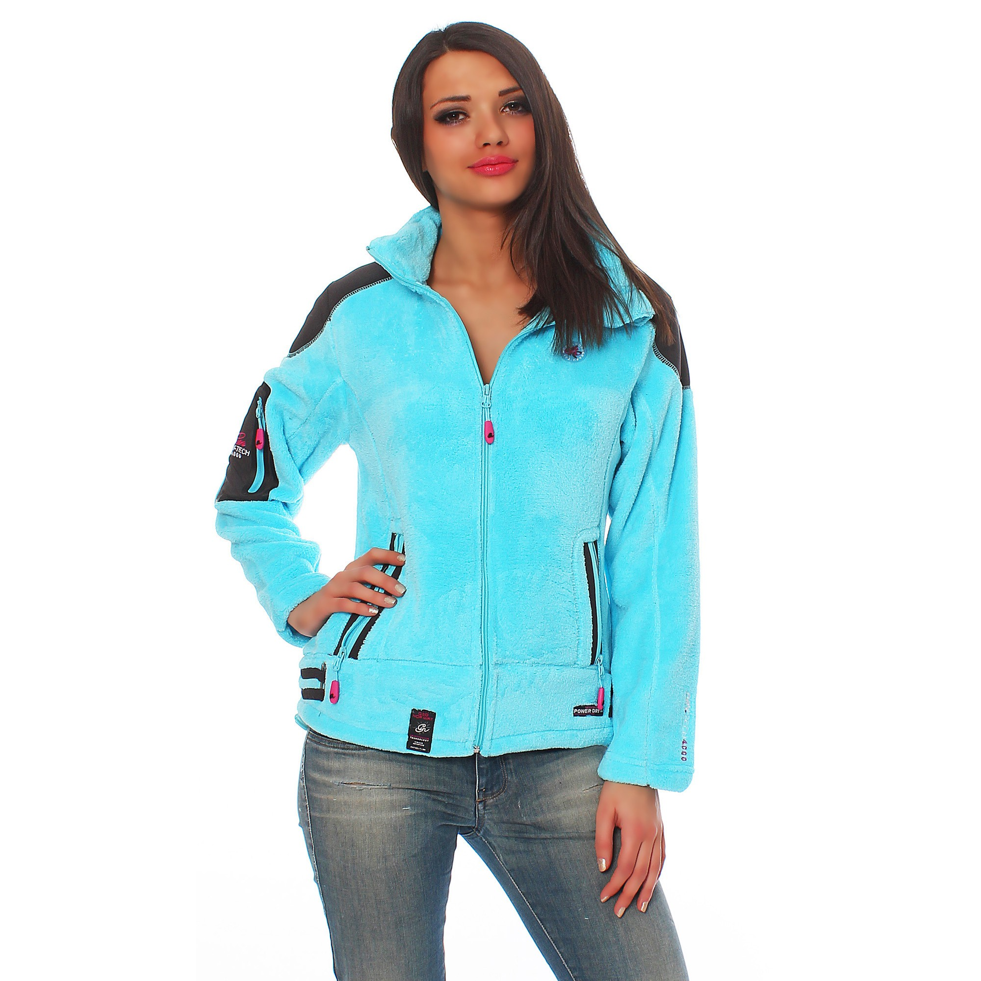 geographical norway topaze damen fleecejacke fleece jacke. Black Bedroom Furniture Sets. Home Design Ideas
